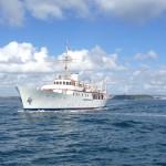 Classic Motor Yacht Malahne Restored