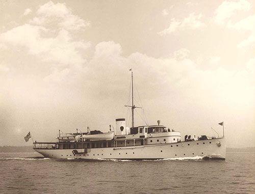 Classic Yacht Restoration
