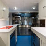 yacht interior kitchen design