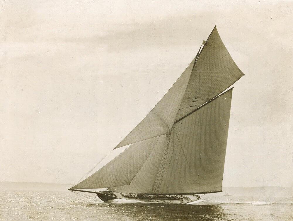 Sailing Yacht Britannia