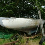 classic Yacht Salvage