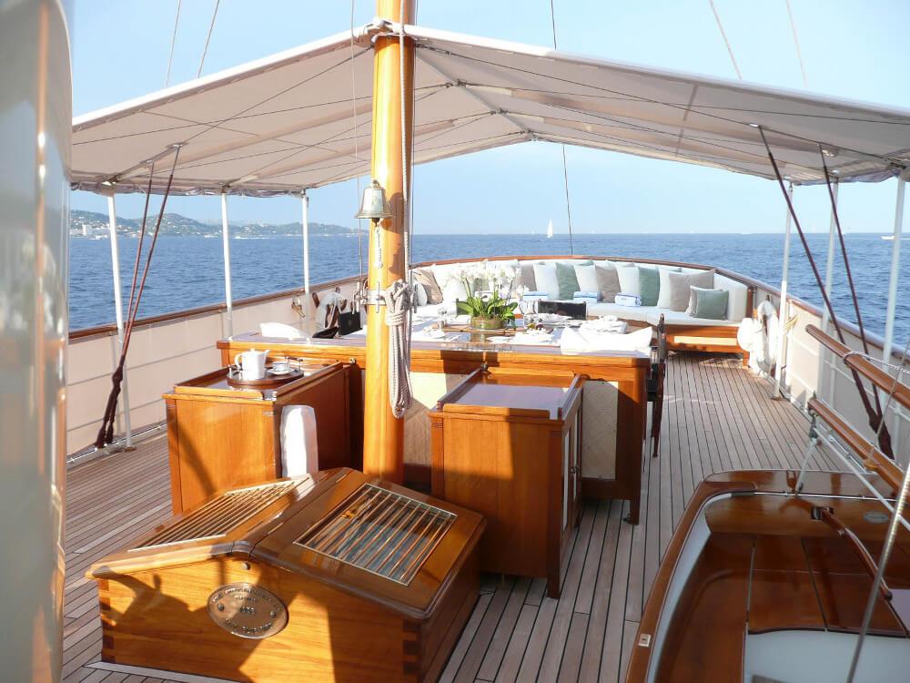 Blue Bird Classic Motor Yacht G L Watson Amp Co
