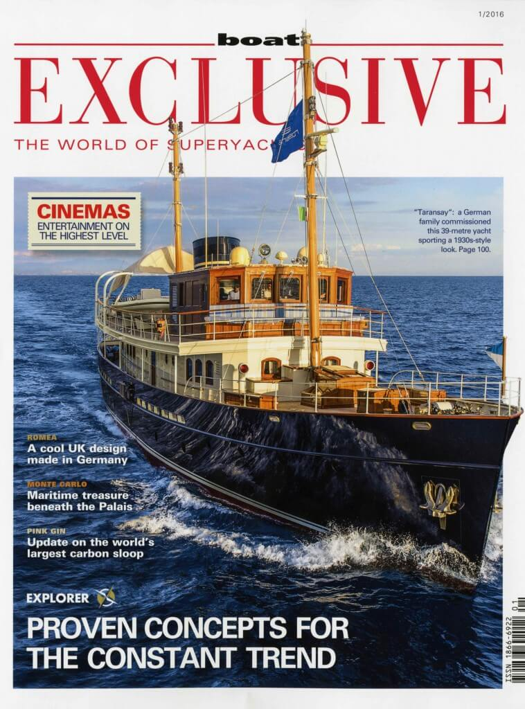 Taransay - Boat Exclusive