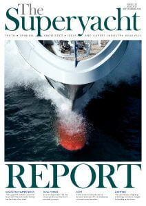 thumbnail of Malahne 'Realising The Potenital' – The Superyacht Report, August Sept 2016