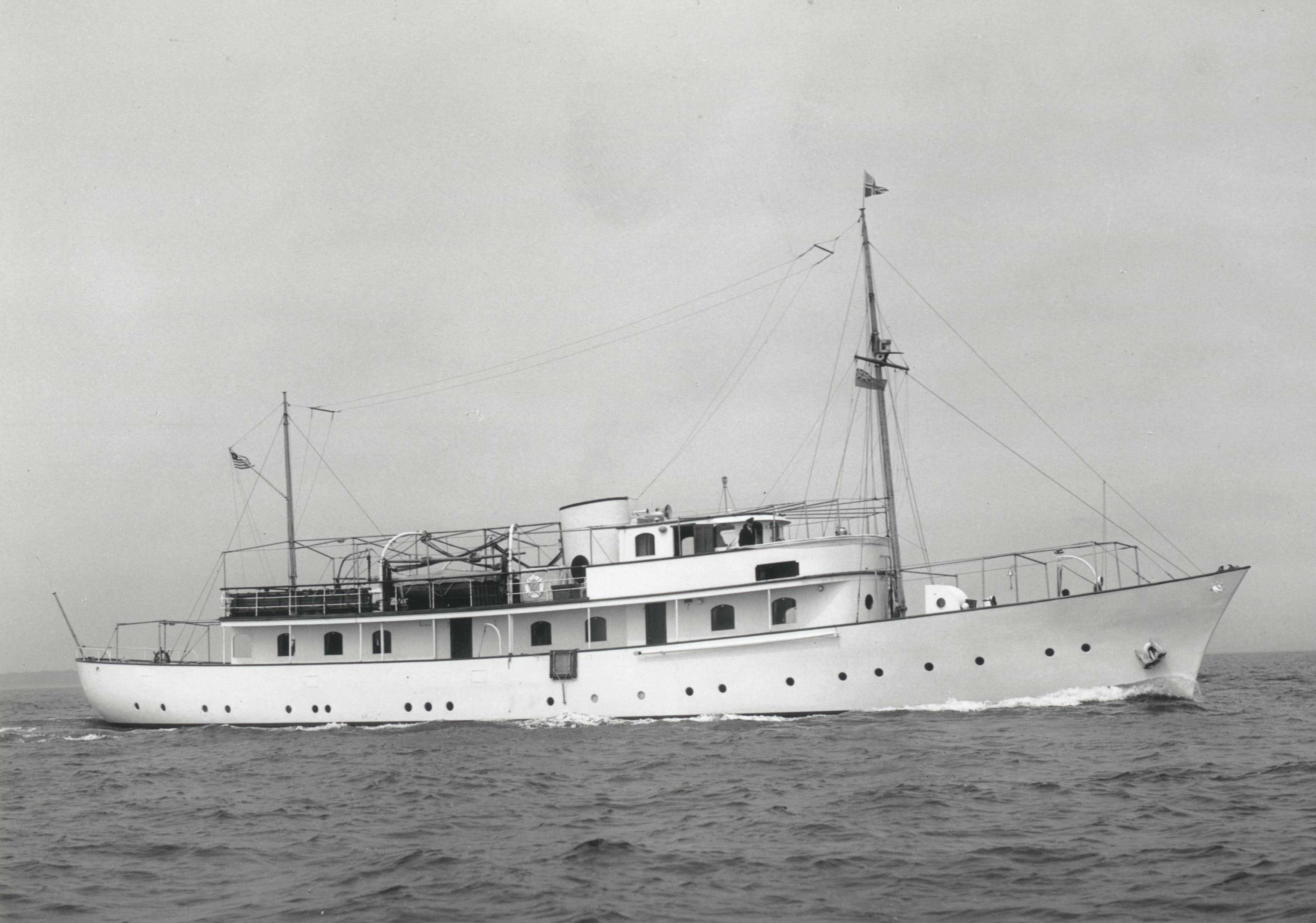 Amazone in 1936