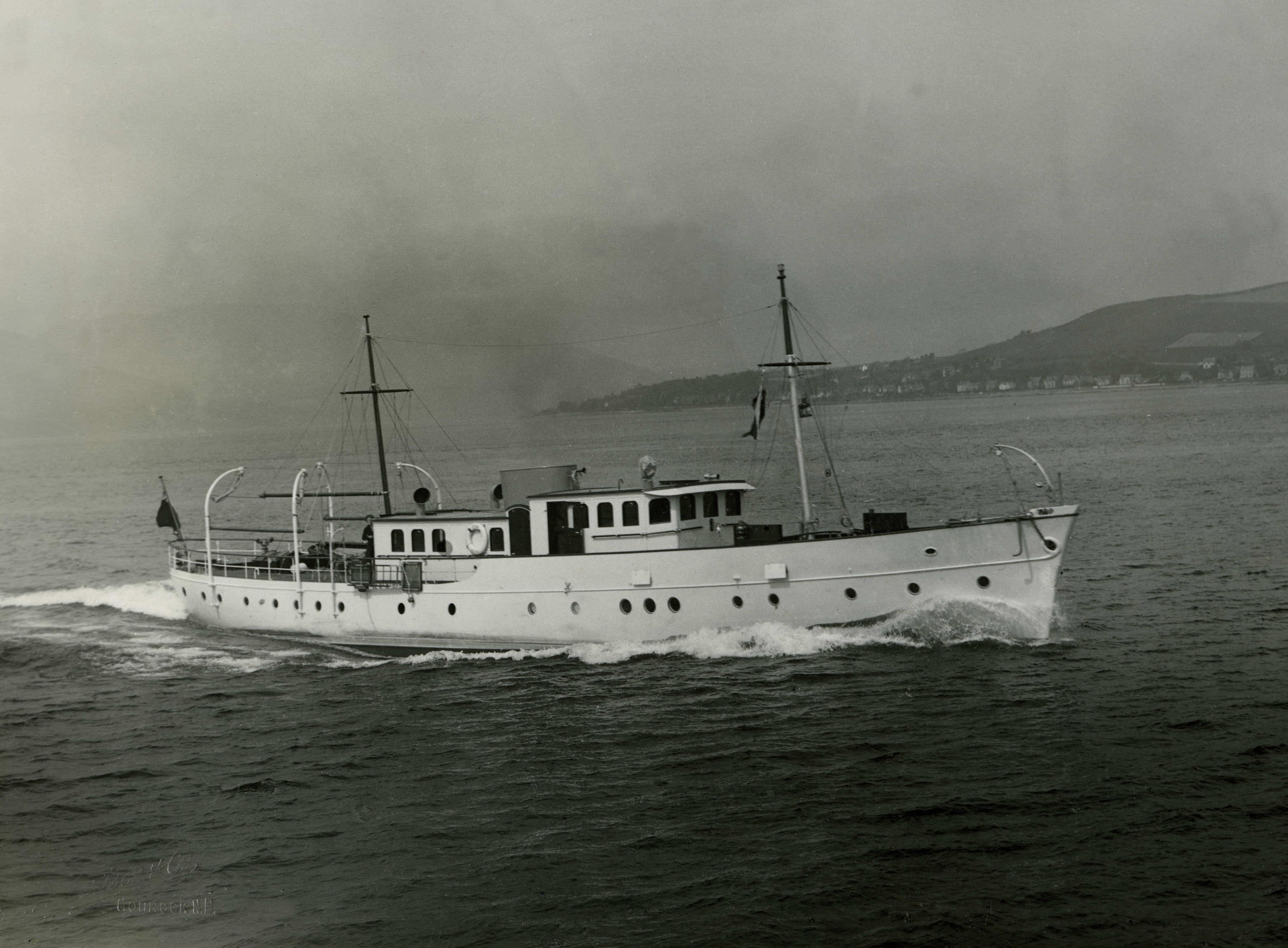 Titan in 1935
